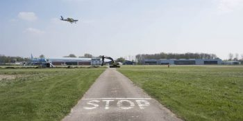 Lelystad Airport's new airfield infrastructure