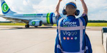 Viggo turn-key terminal operation at Lelystad Airport
