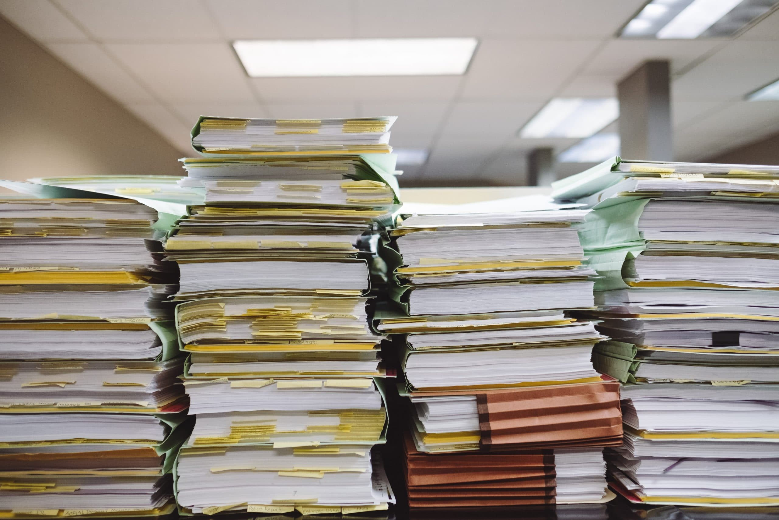Paper Compliance Files